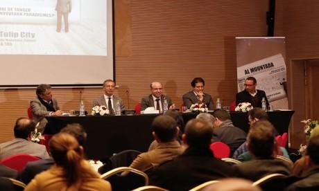 Le développement territorial de la région au cœur des débats d'Al Mountada