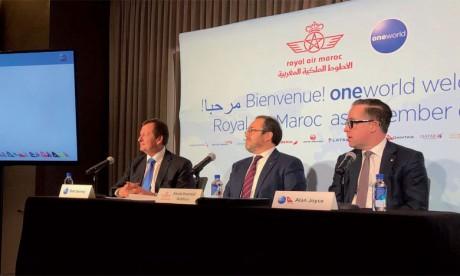 La compagnie nationale entre dans la cour  des grands en intégrant l'alliance «Oneworld»