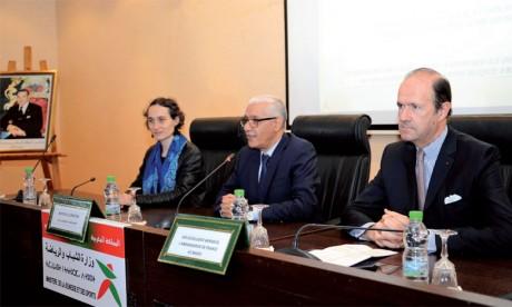Le ministère de la Jeunesse et des sports et l'ambassade de France au Maroc font cause commune