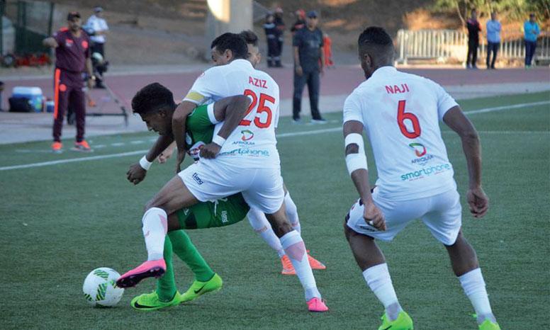 Berkane ouvre le bal par  un derby maghrébin face  à l'Ittihad Tripoli