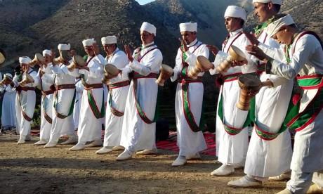 Taroudant célèbre la danse «Taskiwin»