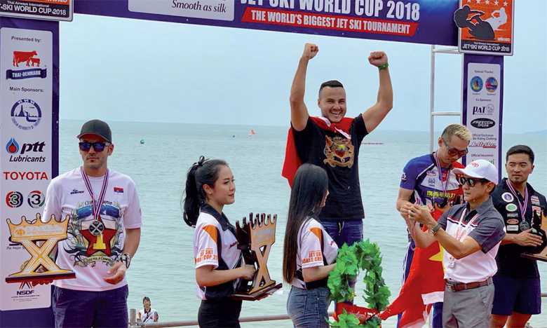 Yahya Rammah remporte la King's Cup en Thaïlande