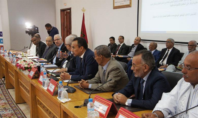 Mohamed Dardouri: La troisième phase de l'INDH adopte une approche novatrice basée sur le renforcement de la gouvernance