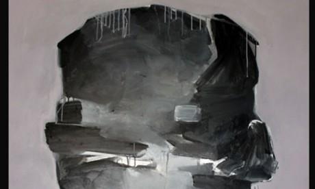 Exposition de l'artiste-peintre Mohammed Qannibou
