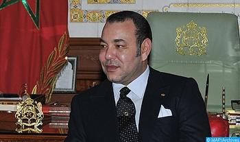 S.M. le Roi reçoit Mme Amina Bouayach et la nomme présidente du CNDH