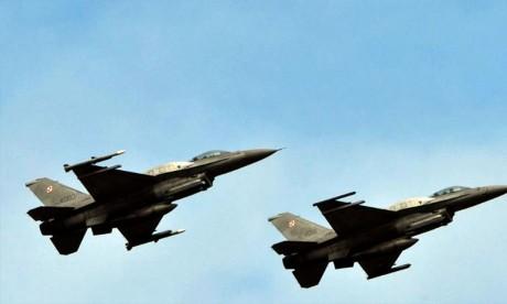 Deux avions américains se percutent au Japon