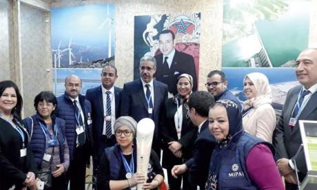 Plan national de l'adaptation et appui à l'Afrique, les engagements climatiques du Maroc en Pologne
