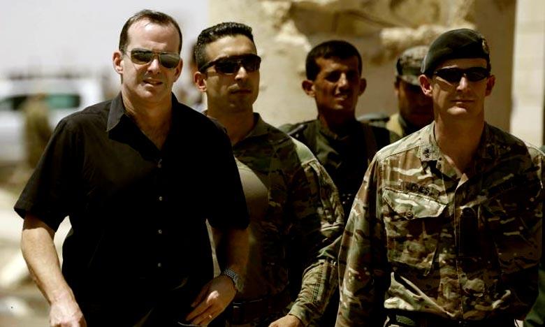 Le départ de Brett McGurk intervient à quelques jours de la démission surprise du ministre de la Défense Jim Mattis. Ph : AFP