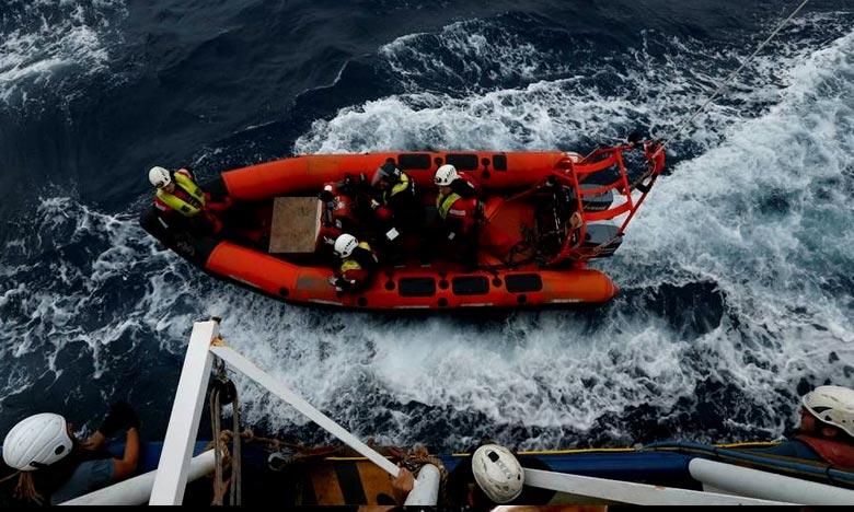 Selon les derniers chiffres de l'Organisation internationale pour les migrations, actualisés au 16 décembre, plus de 55.000 migrants sont arrivés en Espagne par la mer depuis le 1er janvier. Ph :  AFP