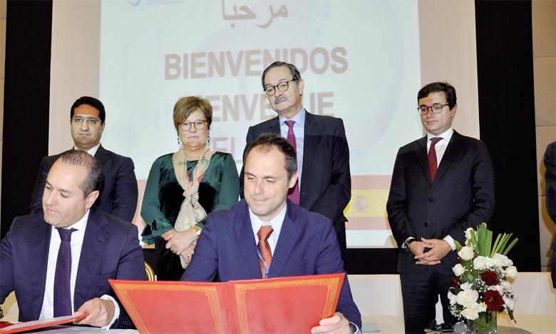 L'Iresen a signé le programme de financement annuel avec CDTI et 4 accords de coopération scientifique avec des institutions de recherche espagnoles.
