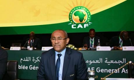 Ahmad Ahmad : «Ceux qui prédisent que le Maroc va organiser la CAN le font par anticipation»