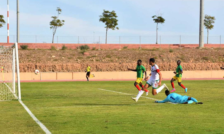 Le Maroc surclasse la Mauritanie et affronte le Sénégal en finale