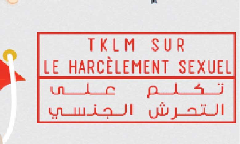«Tklm» sur le harcèlement sexuel à Rabat