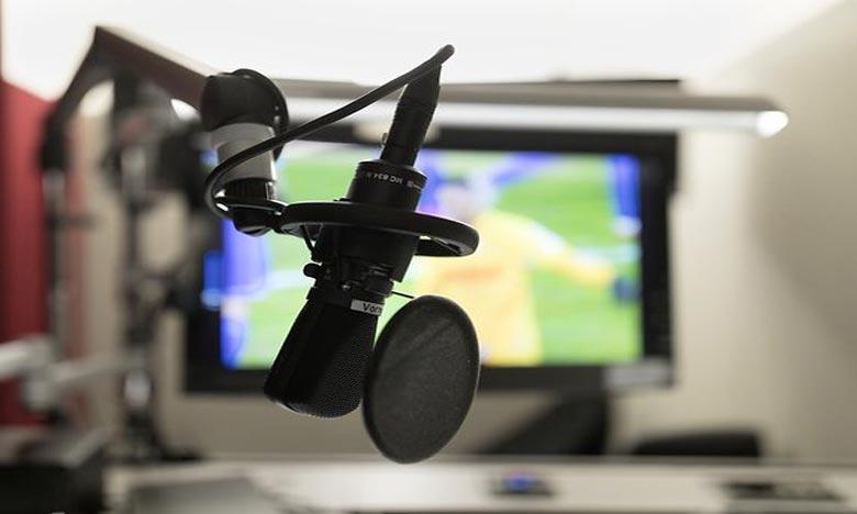 Baptisé «Audio News», sera un assemblage de plusieurs sujets audios fournis par les médias partenaires du projet. Tous, y compris les organes de presse écrite, devront enregistrer eux-mêmes les sujets sous forme audio. Ph : AFP