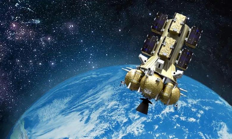 La Chine lance six satellites «Yunhai-2»