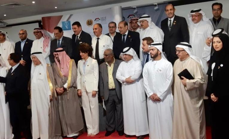 Nezha Bidouane primée à Dubai du Prix de «la responsabilité sociale en sport»