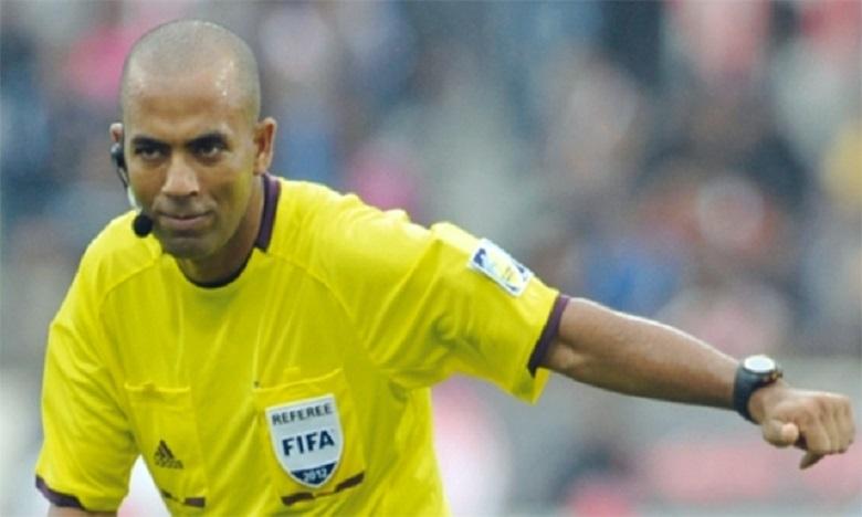 Hicham Tiazi arbitrera le match au sommet entre le FUS le Raja