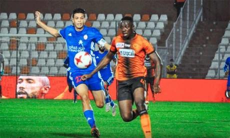 L'unique but du match a été inscrit en toute fin de partie par le défenseur de Berkane Omar Ennamsaoui.