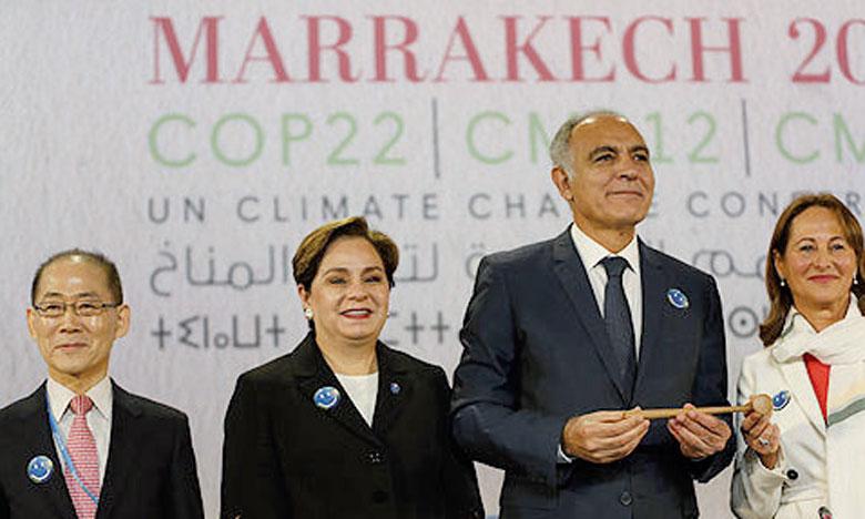 Le Partenariat de Marrakech, axe principal des négociations
