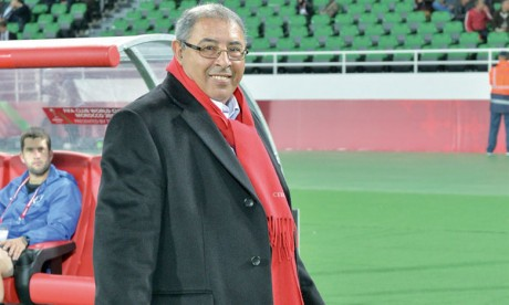 Aziz El Amri veut des renforts au mercato d'hiver