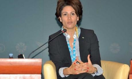 Nezha Bidouane nommée conseillère au bureau exécutif de l'Union des fédérations sportives arabes