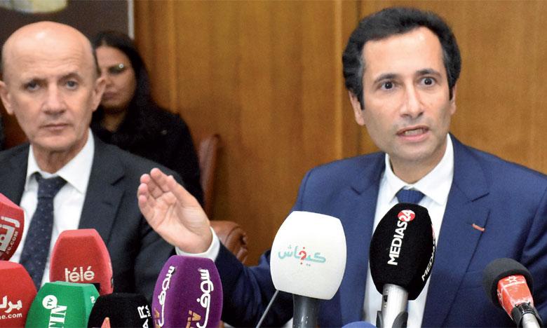 Le ministre de l'Économie et des finances a également souligné le rôle capital que doit jouer Casablanca Finance City comme hub régional et vecteur d'intégration financier et commercial (plus de 150 entreprises labellisées    Ph. Kartouch