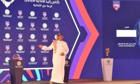 Le Raja face à l'Étoile du Sahel en quart de finale