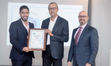 TGCC, 1re entreprise dans le BTP à décrocher l'ISO 45001 V 2018