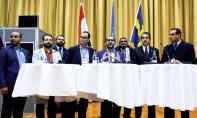 Pressions internationales nécessaires pour l'application de l'accord de Stockholm