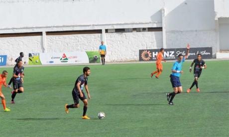 Le Stade Marocain conforte sa place de leader, Chabab Mohammedia en embuscade