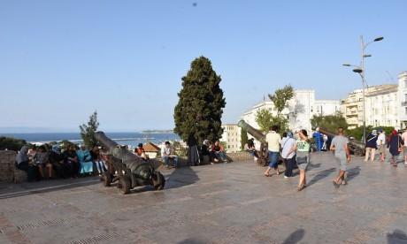 Plus de 500.000 touristes ont visité Tanger aux neuf premiers mois de 2018
