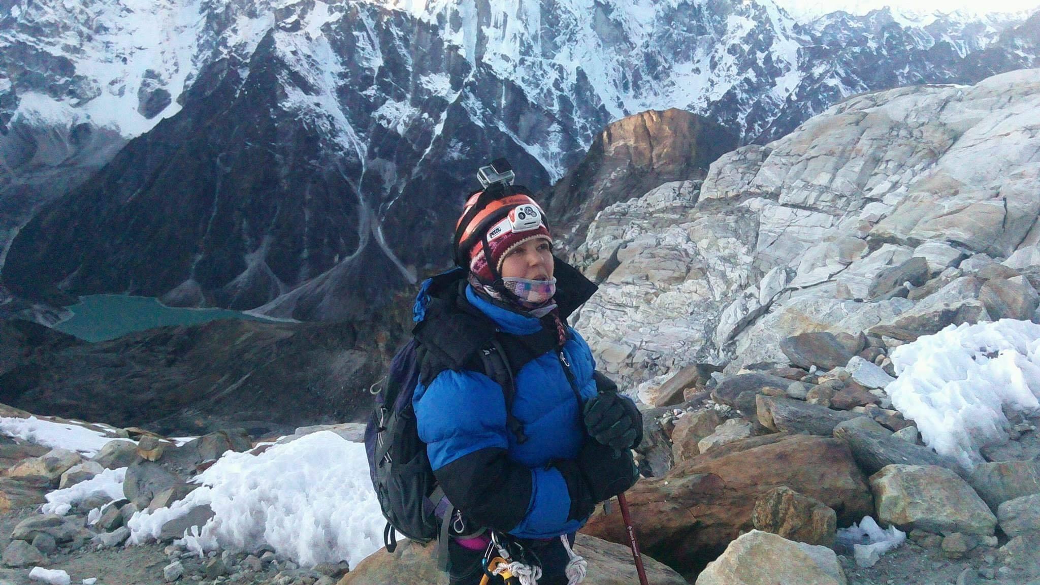 Bouchra Baibanou dompte le mont Vinson et clôture en beauté le défi des sept sommets
