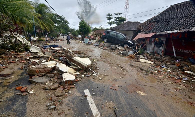 Tsunami volcanique en Indonésie : Le récit de l'horreur