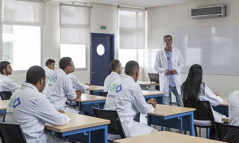 L'OFPPT a formé plus de 2.500 stagiaires subsahariens depuis 2005