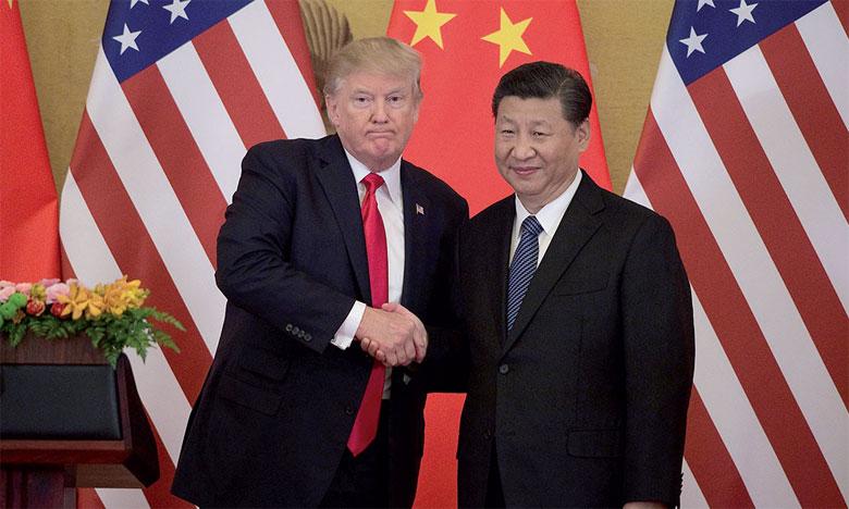 Une délégation américaine se rendra en Chine début janvier