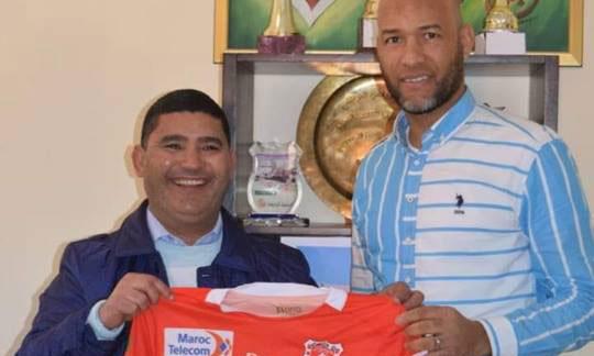 Abdelatif Jrindo, nouvel entraîneur du Chabab Benguerir