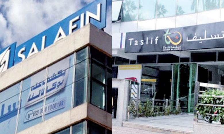 Le rapport d'échange entre les deux sociétés a été fixé à une action Salafin pour 39 actions Taslif.
