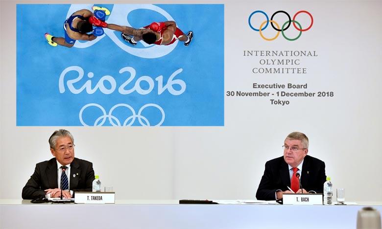La boxe, discipline historique des Jeux, avait déjà suscité l'ire du CIO en 2016 à Rio, où 36 responsables et arbitres avaient été suspendus sur fond de rumeurs de combats truqués. Ph : AFP