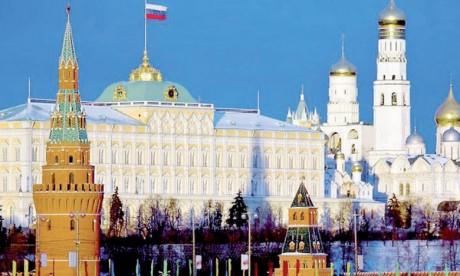 La Russie table sur une croissance  de 1,3% en 2019