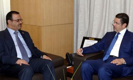Signature d'un mémorandum d'entente entre les ministères publics des deux pays