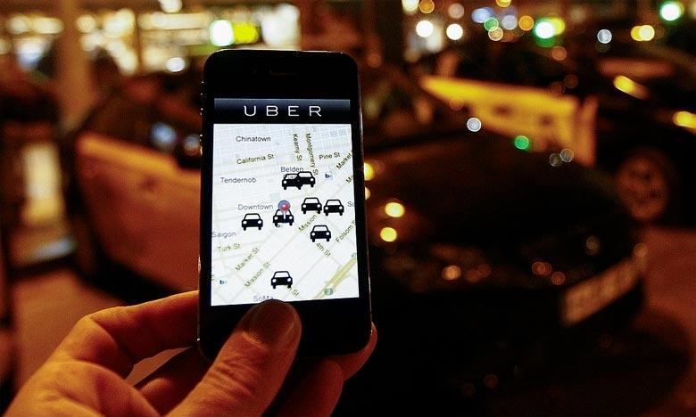 La plateforme de réservation de voitures avec chauffeur, Uber espère réaliser l'an prochain la plus grosse entrée en Bourse du secteur technologique, à plus de 100 milliards de dollars. Ph : AFP