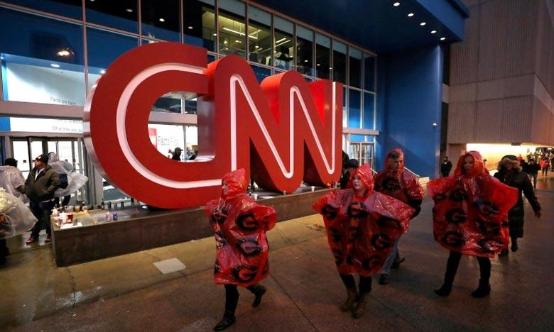 Les bureaux new-yorkais de CNN évacués
