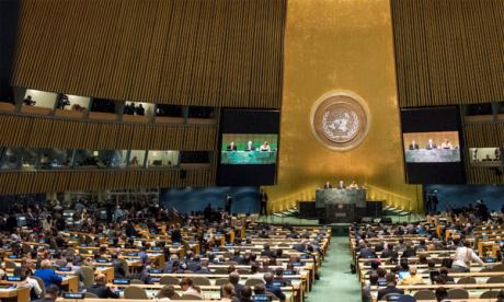 Le Secrétaire général de l'ONU salue la décision de Sa Majesté le Roi d'accueillir à Marrakech la Conférence intergouvernementale sur la migration