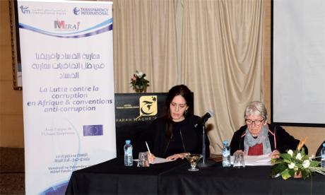 La convention de l'UA sur la prévention et la lutte contre la corruption, quelle est l'opportunité pour le Maroc?