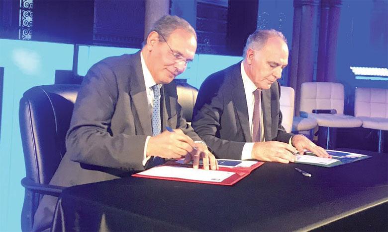 En marge du lancement de la sixième Cohorte, la Bourse de Casablanca a signé deux protocoles d'accord avec la CGEM et l'AMMC.