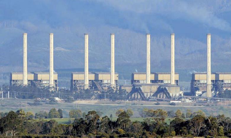 La consommation de charbon  a augmenté de 1% en 2017