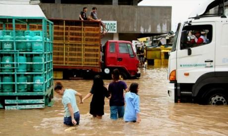 Les Philippines comptent toujours leurs morts