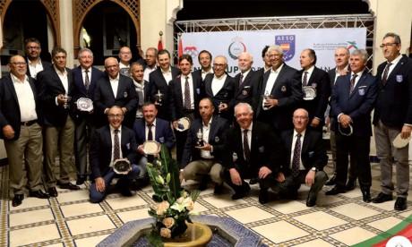 Les golfs marocain et espagnol fêtés à Marrakech