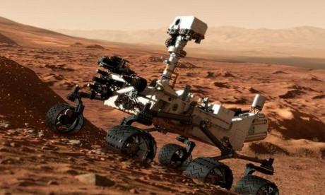 Robotique spatiale : Des essais scientifiques menés à Rissani