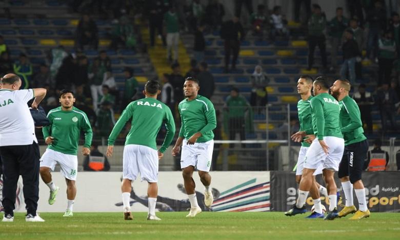 Le Raja vise le top 8 après un nul à haut risque à Al Ismaïliya